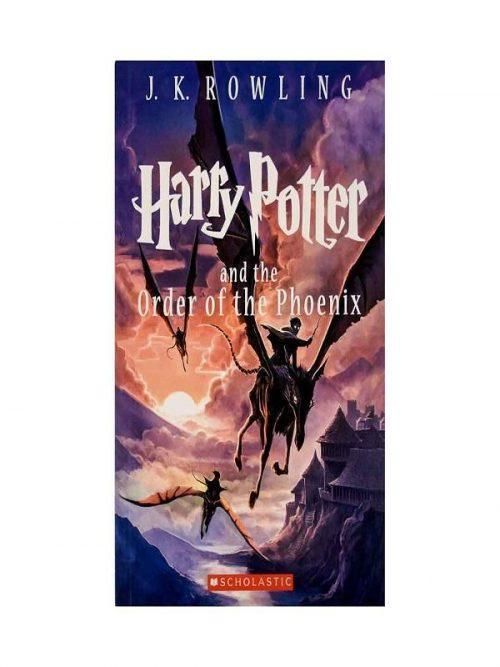 Harry Potter and the Order of the Phoenix - Harry Potter 5